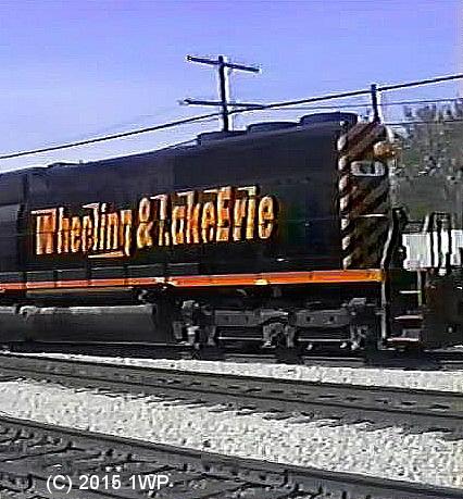 Wheeling & Lake Erie (W&LE/WE)
