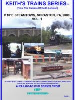 Image of Keith's Trains Series™ RR DVD #101 (1-West Productions™)
