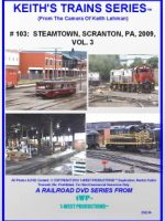 Image of Keith's Trains Series™ RR DVD #103 (1-West Productions™)