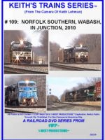Image of Keith's Trains Series™ RR DVD #109 (1-West Productions™)