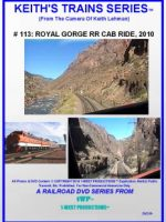 Image of Keith's Trains Series™ RR DVD #113 (1-West Productions™)