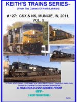 Image of Keith's Trains Series™ RR DVD #127 (1-West Productions™)