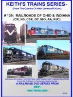 Image of Keith's Trains Series™ RR DVD #139 (1-West Productions™)