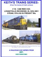 Image of Keith's Trains Series™ RR DVD #14 (1-West Productions™)