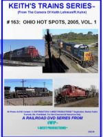 Image of Keith's Trains Series™ RR DVD #163 (1-West Productions™)
