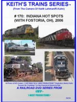 Image of Keith's Trains Series™ RR DVD #170 (1-West Productions™)