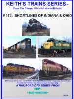 Image of Keith's Trains Series™ RR DVD #173 (1-West Productions™)
