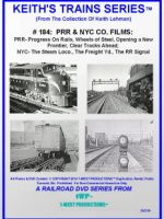 Image of Keith's Trains Series™ RR DVD #184 (1-West Productions™)