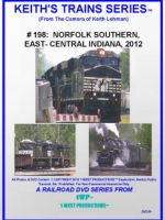 Image of Keith's Trains Series™ RR DVD #198 (1-West Productions™)