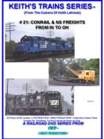 Image of Keith's Trains Series™ RR DVD #21 (1-West Productions™)