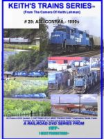 Image of Keith's Trains Series™ RR DVD #29 (1-West Productions™)