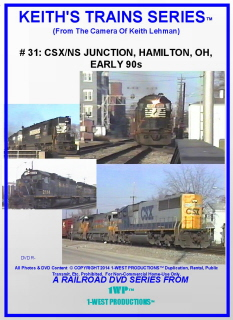 Image of Keith's Trains Series™ RR DVD #31 (1-West Productions™)