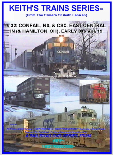 Image of Keith's Trains Series™ RR DVD #32 (1-West Productions™)