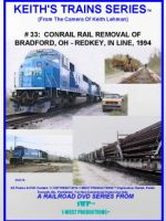 Image of Keith's Trains Series™ RR DVD #33 (1-West Productions™)