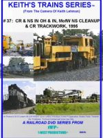 Image of Keith's Trains Series™ RR DVD #37 (1-West Productions™)