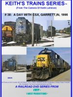 Image of Keith's Trains Series™ RR DVD #38 (1-West Productions™)