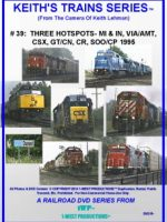 Image of Keith's Trains Series™ RR DVD #39 (1-West Productions™)