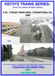 Image of Keith's Trains Series™ RR DVD #42 (1-West Productions™)