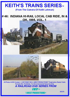 Image of Keith's Trains Series™ RR DVD #46 (1-West Productions™)