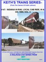Image of Keith's Trains Series™ RR DVD #47 (1-West Productions™)