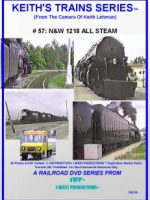 Image of Keith's Trains Series™ RR DVD #57 (1-West Productions™)