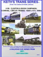 Image of Keith's Trains Series™ RR DVD #59 (1-West Productions™)