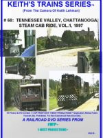 Image of Keith's Trains Series™ RR DVD #60 (1-West Productions™)