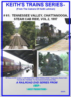 Image of Keith's Trains Series™ RR DVD #61 (1-West Productions™)