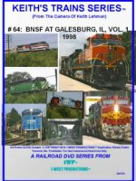 Image of Keith's Trains Series™ RR DVD #64 (1-West Productions™)