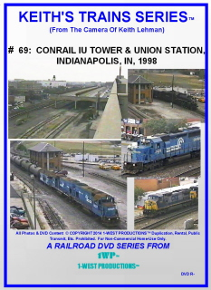 Image of Keith's Trains Series™ RR DVD #69 (1-West Productions™)