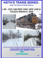 Image of Keith's Trains Series™ RR DVD #89 (1-West Productions™)