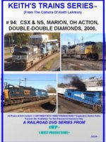 Image of Keith's Trains Series™ RR DVD #94 (1-West Productions™)