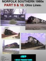 Image of NS 1980s Part 9 & 10 OH Lines™ DVD Cover from 1-West Productions™