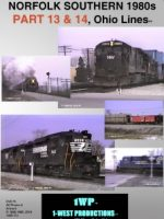Photo of NS 1980s, PT 13 & 14, OH Lines­™ DVD cover