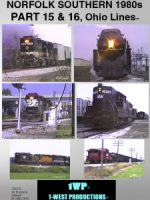 Photo of NS 1980s OH Lines™ PT 15 & 16, from 1-West Productions™