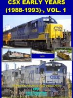 Image of CSX Early Years (1988-1993)™ Vol. 1 from 1-West Productions™