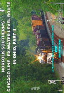 Photo of Norfolk Southern's Chicago Line/Ex-Water Level Route, in Ohio, Part 4 from 1-West Productions™ Railroad DVD cover