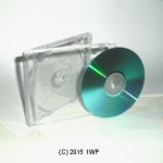 Photo of 1-West Productions™ Railroad Audio CDs